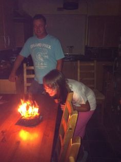 THROWBACK THURSDAY 21/08/11 Since it's my 18th, I have a birthday related #tbt, me and my dad on my 15th birthday