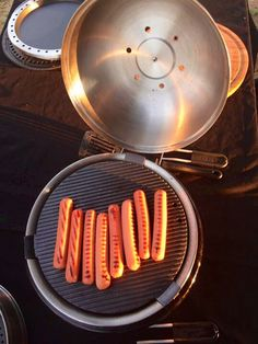 Outdoor Charcoal Cooking System by COBB. Stainless Steel.  www.cobbgrillamerica.com