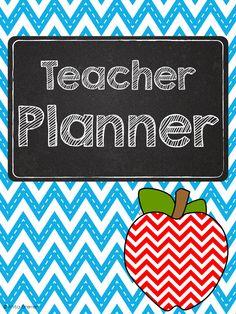{FREE} Teacher Planner
