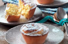 Florentine rice puddings- Budini di riso fiorentini Recipe for Florentine Rice Puddings – Italian Cuisine: recipes, news, chefs, stories in the kitchen - Italian Desserts, Italian Dishes, Italian Recipes, Pudding Recipes, Dessert Recipes, Muffin, Cupcakes, My Favorite Food, Bakery