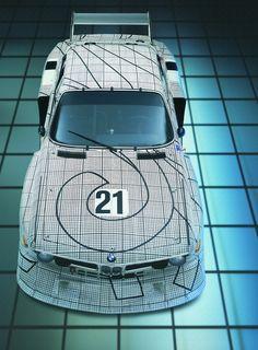 BMW Art Cars | BMW | Custom BMW | Bimmer | custom car | car | car photography | sheer driving pleasure | BMW USA | Schomp BMW