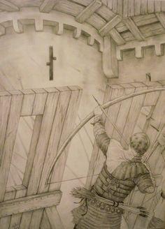 Matthew Ryan - Historical Illustrator