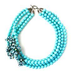 Never Leaves You necklace by Elva Fields #elvafields