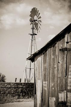 Early Twentieth Century West Texas ranch.