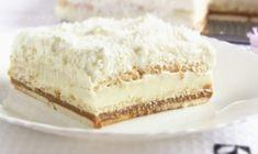 "Un desert frumos și incredibil de gustos: tort polonez ""Pani Walewska"" - Bucatarul Russian Desserts, Romanian Food, Salty Snacks, Round Cake Pans, Food Cakes, No Bake Cake, Amazing Cakes, Vanilla Cake, Cake Recipes"