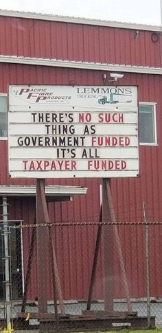 People where do you think the government gets its money? Your money, demand they spend it where you want it. Wisdom Quotes, Me Quotes, Funny Quotes, Laura Lee, Great Quotes, Inspirational Quotes, Motivational Quotes, Political Quotes, Political Ideology