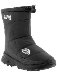 The North Face Boys Nuptse Boot II (Youth) | Piperlime