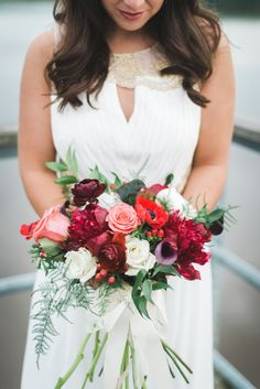 Cobles flower shop in sand springs tulsa oklahoma wedding gorgeous wedding bouquet cobles flowers in sand springs ok photographed by jessica nadine mightylinksfo