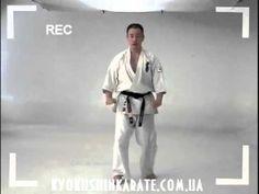 kanku - kata kyokushin karate (+плейлист)