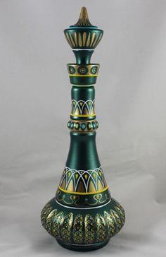 Glass Bottles, Perfume Bottles, I Dream Of Genie, Expensive Perfume, Giraffe Painting, Genie In A Bottle, Genie Lamp, Dream Of Jeannie, Gorgeous Tattoos