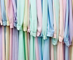 pastels.quenalbertini: Pastel dresses