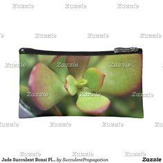 Jade Succulent Bonsai Plant Bag