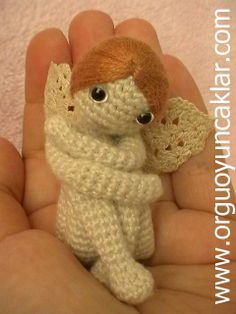 amigurumi sweet angel