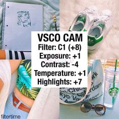 Part 1: 84 of the BEST Instagram VSCO Filter Hacks - Beauty Blog on Honest Makeup Skincare Reviews, Anti-Aging, Skin Whitening, Fitness, Food