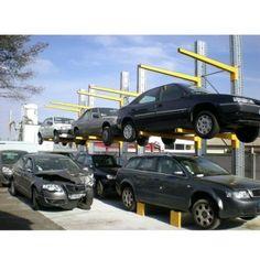 Regały na samochody