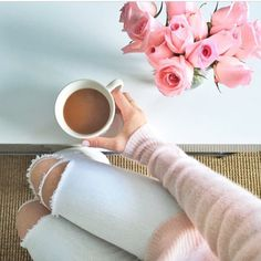 Image about cute in coffee by vдnΞŞŞд on We Heart It Tumblr Fotos Instagram, Just Girly Things, Girly Stuff, Girls Life, Tumblr Girls, Girly Girl, Pretty In Pink, At Least, Beautiful
