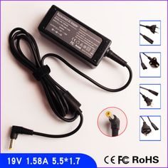 AC Power Supply Charger Adapter for Acer Aspire One ADP-30JH B PA-1300-04