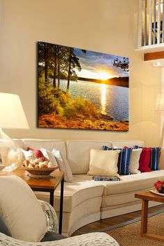 To Enhance & Attract Good Health, SouthEast Room Wall Art on @HauteLook