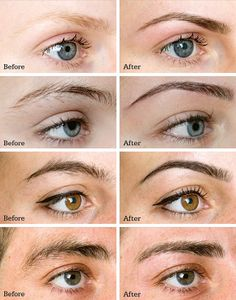 How to Do Professional Eyebrows | HD Brows   #thickeyebrows  Trend for s/s 2014