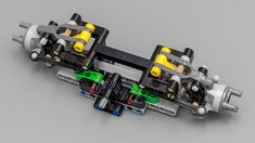 lego rear suspension - Google Search