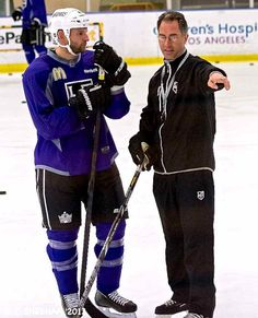 """LA Kings D-man Robyn Regehr Hopes To """"Brush The Rust Off,"""" Get Up To Speed Quickly"""