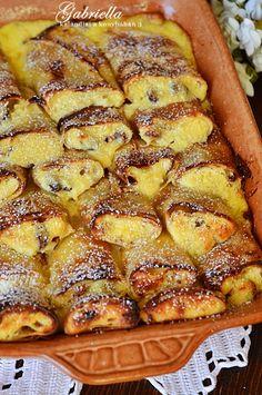 Gabriella kalandjai a konyhában :) Hungarian Desserts, Hungarian Recipes, Bakery Recipes, Dessert Recipes, Cooking Recipes, Griddle Cakes, Good Food, Yummy Food, Cordon Bleu