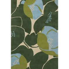 I pinned this Amy Butler Field Poppy Rug from the Alice in Wonderland event at Joss and Main!