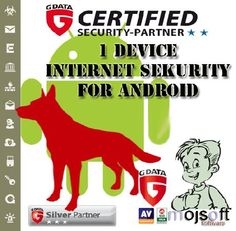 G DATA InternetSecurity for Android 1 DEV 1 Rok