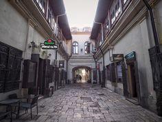 Bucharest - Linden Inn (Hanul cu Tei) - Strada Lipscani