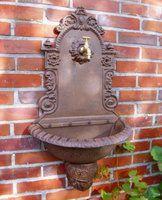 Wandbrunnen im Gründerzeitstil - BEEKMANN´s Interieur & Accessoires