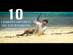 Just finished your first kite surf course? This is a step-by-step guideon how to advance from kitesurf beginner to kitesurf pro! Learn how to fly high!