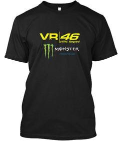Fans club motoGP VR 46 tshirt