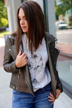 Gunmetal Jacket - I need this jacket