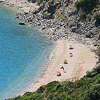Spiaggia Lunga - The long beach!