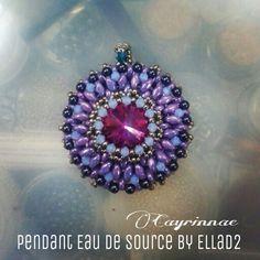 Pendant Eau De Source by Ellad2