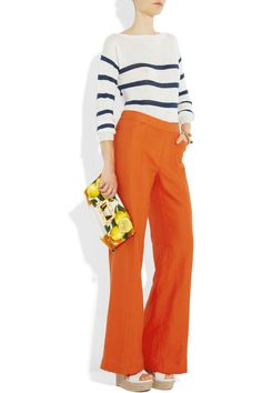 J. Crew.. Can I get a War Eagle for this classy late fall game day outfit?