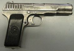Tokarev TT-33 Loading that magazine is a pain! Excellent loader available for your handgun Get your Magazine speedloader today! http://www.amazon.com/shops/raeind