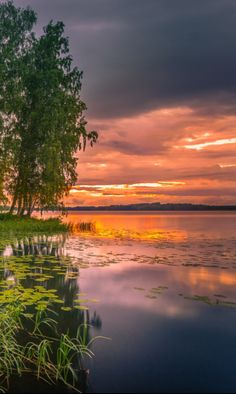 Sunset Island by Lauri Lohi on 500px (Finland)