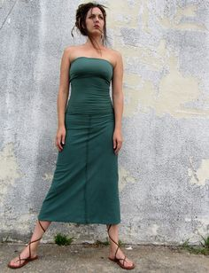 Gaia Conceptions Organic Clothing - Love Me 2 Times Warrior Simplicity Below Knee Dress, $105.00 (http://www.gaiaconceptions.com/love-me-2-times-warrior-simplicity-below-knee-dress/)