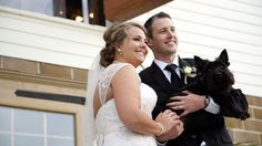 Nick and Katy had their beautiful fall wedding at Green Acres Event Center in Eden Prairie, MN. Shot by eMotion Cinematography - emotionblog.com - AZ and MN wedding videographers.