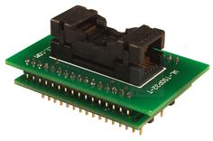 #Adapter #TSOP32 ZIF do #programowania takich układów jak : SST39VF020