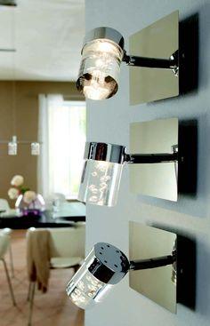 Přisazené bodové svítidlo LED  WOFI WO 4806.01.01.0000 (MAAR)  Bodové svítidlo tohoto typu je používáno k montáži na stěnu k přímému přívodu elektřiny #led #wofi #svítidlo #osvětlení #světlo #light #wall #modern #moderní #interier #interior