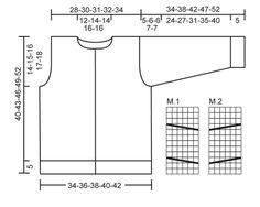 """Cardigan DROPS, de punto, con torsadas, capucha y bolsillos en """"Karisma"""". Talla: 3 – 12 años. ~ DROPS Design"""