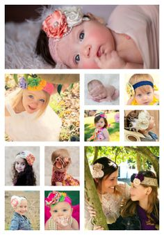 great headbands for all ages!!