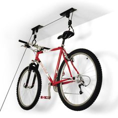 Ceiling-Mount #Bike #Lift.