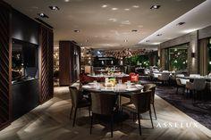 Asselux hotelproject | Realisatie haardombouw | Marmerlook