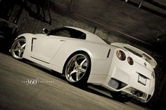 360 Forged/ASR Engineering Inc/Nitto Tires Nissan Skyline GT-R R35 SEMA CAR by Forged Dst, via Flickr