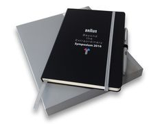 Braun branded notebook Notebook, Gift, The Notebook, Exercise Book, Notebooks