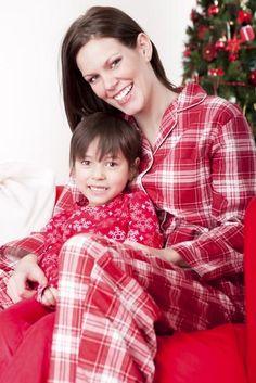 Christmas Tradition of giving new pajamas on Christmas Eve