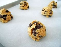 Alton Brown's The Chewy Chocolate Chip Cookie Recipe